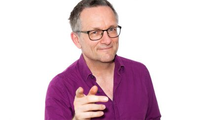 True Fast Health with Dr Michael Mosley at the New Theatre Royal Portsmouth