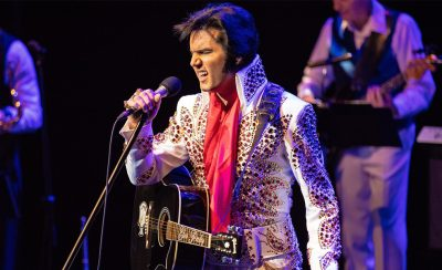 The World Famous Elvis Show 2020 at the New Theatre Royal Portsmouth