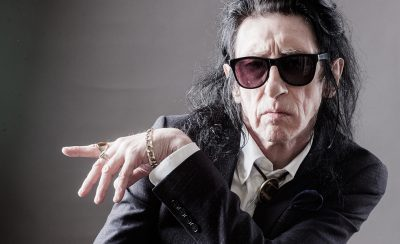 Dr John Cooper Clarke – Luckiest Guy Alive at the New Theatre Royal Portsmouth