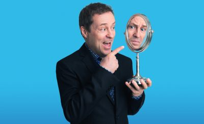 Ardal O'Hanlon: The Showing Off Must Go On at the New Theatre Royal Portsmouth