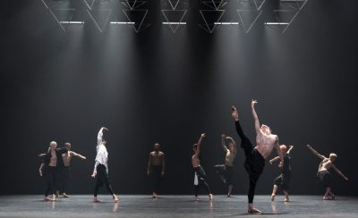 Company Wayne McGregor &#8211; Auto<strong>bio</strong>graphy at the New Theatre Royal Portsmouth