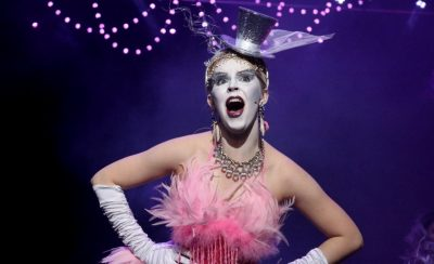 Cirque Enchantment at the New Theatre Royal Portsmouth