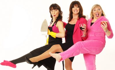 Hormonal Housewives at the New Theatre Royal Portsmouth