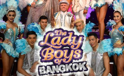 The Ladyboys of Bangkok- The Greatest Showgirls Tour at the New Theatre Royal Portsmouth