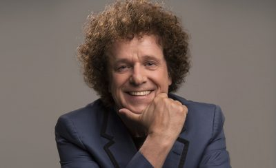 Leo Sayer: Just A Boy at 70 at the New Theatre Royal Portsmouth