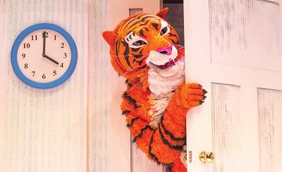 The Tiger Who Came To Tea at the New Theatre Royal Portsmouth