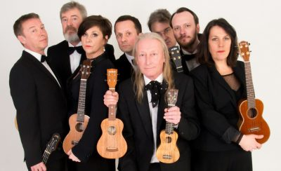 The Ukulele Orchestra of Great Britain at the New Theatre Royal Portsmouth