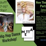 In The Willows: Hip Hop Workshop at the New Theatre Royal Portsmouth
