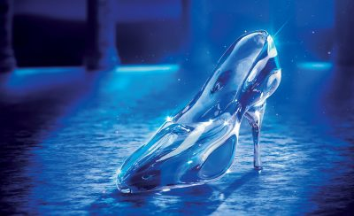 Cinderella at the New Theatre Royal Portsmouth