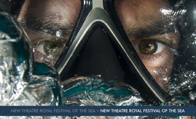 Frogman at the New Theatre Royal Portsmouth