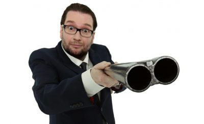 Gary Delaney: Gagster's Paradise at the New Theatre Royal Portsmouth