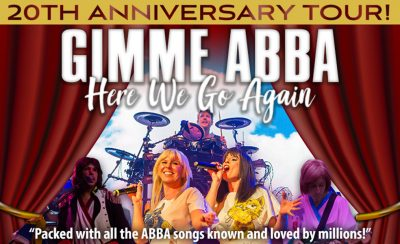 Gimme Abba at the New Theatre Royal Portsmouth