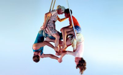 Ockham's Razor: This Time at the New Theatre Royal Portsmouth