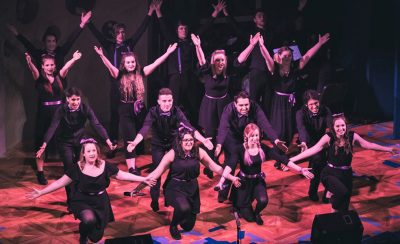Masters of Show Choir 2019 at the New Theatre Royal Portsmouth