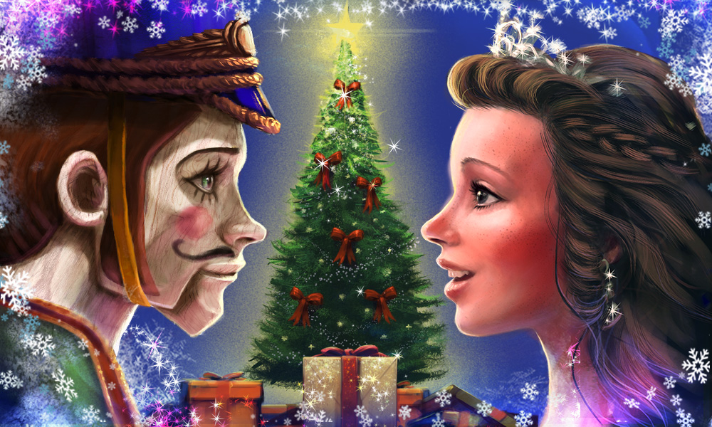 A Nutcracker Christmas Cast.The Nutcracker A Christmas Musical Spectacular At The New