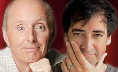 An Evening Shared with Jasper Carrott and Alistair McGowan at the New Theatre Royal Portsmouth