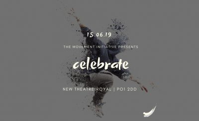 The Movement Initiative: Celebrate 2019 at the New Theatre Royal Portsmouth