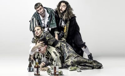 Sh*t-faced Shakespeare®: A Midsummer Night's Dream at the New Theatre Royal Portsmouth