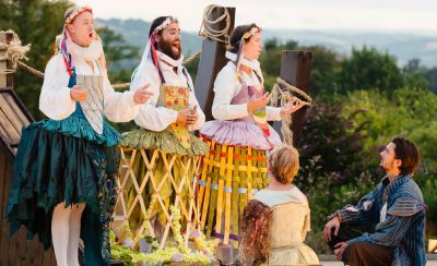 A Midsummer Night's Dream at the New Theatre Royal Portsmouth
