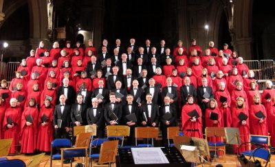 Portsmouth Choral Union present Tonight, Tonight… at the New Theatre Royal Portsmouth