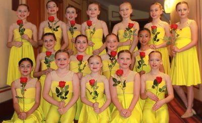 Alverstoke Dance presents The Greatest Show at the New Theatre Royal Portsmouth