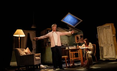 <b>Skylight</b> by David Hare at the New Theatre Royal Portsmouth