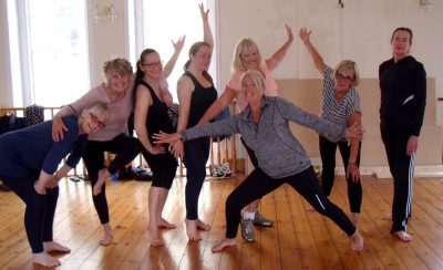 Movement Junkie: Dance Chillax at the New Theatre Royal Portsmouth
