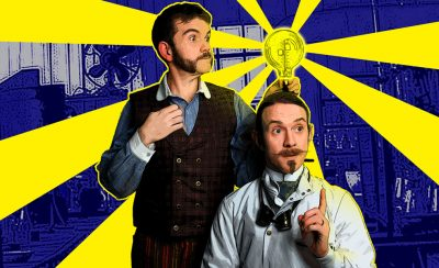 Morgan and West: Unbelievable Science at the New Theatre Royal Portsmouth