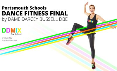 DDMIX Dance Fitness by Dame Darcey Bussell DBE at the New Theatre Royal Portsmouth