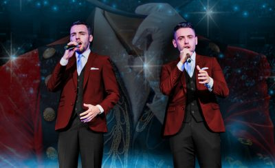 Richard & Adam – The Greatest Songmen at the New Theatre Royal Portsmouth