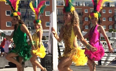 Movement Junkie: Sizzling Samba at the New Theatre Royal Portsmouth