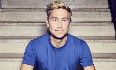 Russell Howard at the New Theatre Royal Portsmouth