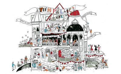 Fun Palaces 2019 at the New Theatre Royal Portsmouth