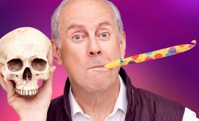 Gyles Brandreth: <b>Break a Leg!</b> at the New Theatre Royal Portsmouth