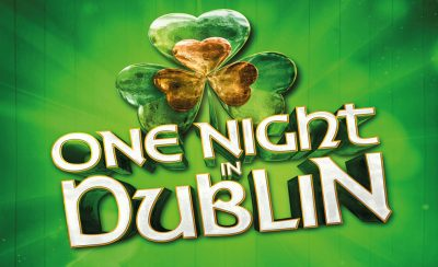 One Night In Dublin at the New Theatre Royal Portsmouth