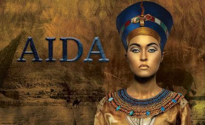 The Russian State Opera presents <b>Aida</b> at the New Theatre Royal Portsmouth