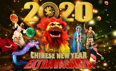 Chinese New Year Extravaganza 2020 at the New Theatre Royal Portsmouth