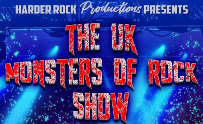 Monsters of Rock at the New Theatre Royal Portsmouth