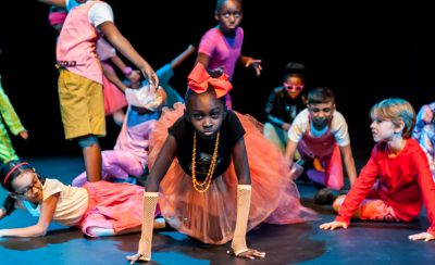 Shakespeare Schools Festival at the New Theatre Royal Portsmouth