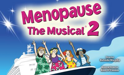 <b>Menopause the Musical 2</b> at the New Theatre Royal Portsmouth