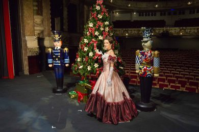 A Nutcracker Christmas Cast.Exclusive Behind The Scenes First Look At The Nutcracker