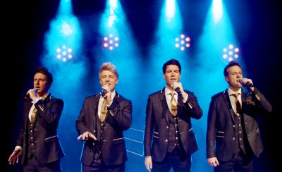 <b>G4 LIVE </b> at the New Theatre Royal Portsmouth