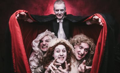 <b>Dracula: The Bloody Truth</b> at the New Theatre Royal Portsmouth