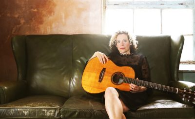 <b>Kate Rusby</b> at the New Theatre Royal Portsmouth
