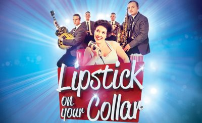 <b>Lipstick On Your Collar 2020</b> at the New Theatre Royal Portsmouth