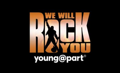 We Will Rock You! Young@Part® at the New Theatre Royal Portsmouth