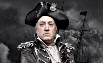 <b>Nelson – The Sailors' Story</b> at the New Theatre Royal Portsmouth