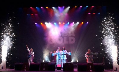 <b>ABBA GOLD</b> at the New Theatre Royal Portsmouth