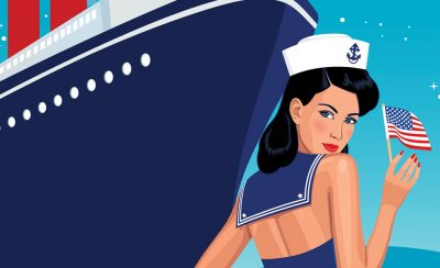 <b>Anything Goes</b> at the New Theatre Royal Portsmouth