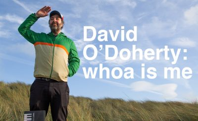 <b>David O'Doherty</b> woah is me at the New Theatre Royal Portsmouth